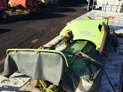 Photo 2. Claas Disco 3100FCP CLAAS 3100FC PROFIL FRONT MC Mower Conditioner