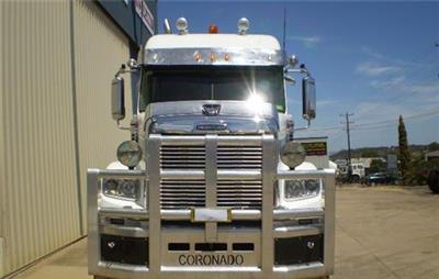 Photo 2. Freightliner Coronado Prime Mover