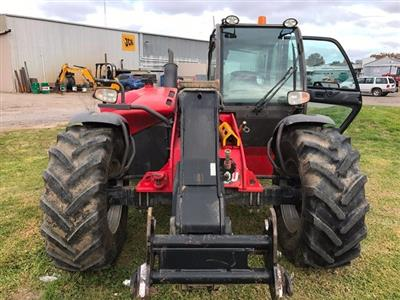 Photo 3. Manitou MLT 741-120 Telescopic Handler
