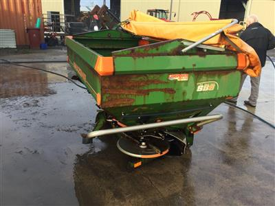 Photo 3. Amazone ZA-M 1500 AMAZONE ZAM1500 3PL SPREADER Fertilizer/Manure Spreader