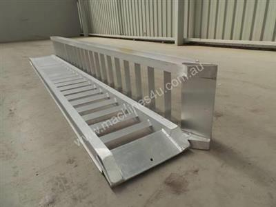 3 Ton Alloy Loading Ramps