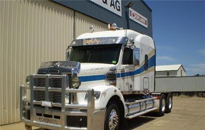 Photo 3. Freightliner Coronado Prime Mover