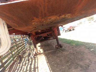 Photo 4. Haulmark Semi Flat top
