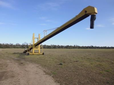 Custom Auger Grain Auger