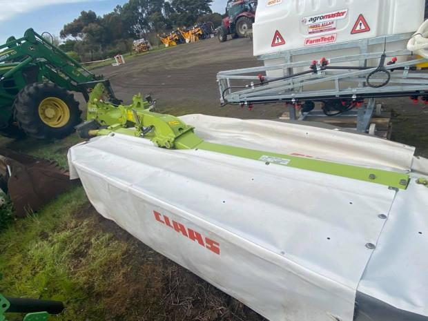 Photo 4. Claas Disco 3500 Contour Mower