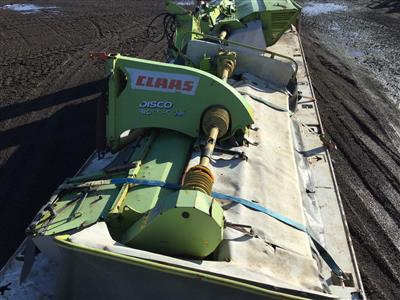 Photo 4. Claas Disco 3100FCP CLAAS 3100FC PROFIL FRONT MC Mower Conditioner