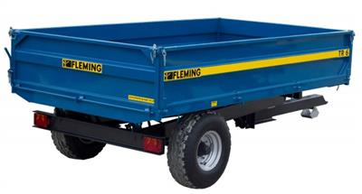 Photo 2. Fleming 6 Ton Trailer