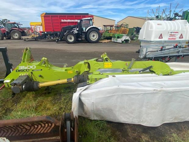 Photo 5. Claas Disco 3500 Contour Mower