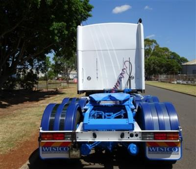 Photo 5. Kenworth T403 prime mover