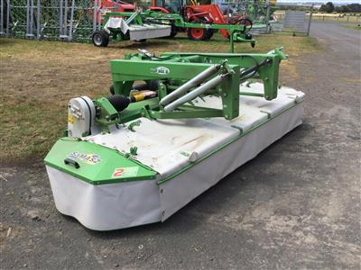Photo 5. Samasz KDF301S SAMASZ KDF301S Mower Conditioner