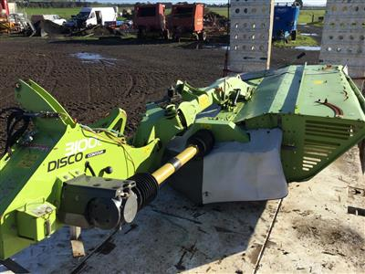 Photo 5. Claas 3100 CLAAS 3100C CONTOUR MC Mower Conditioner