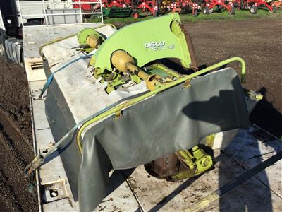 Photo 5. Claas Disco 3100FCP CLAAS 3100FC PROFIL FRONT MC Mower Conditioner