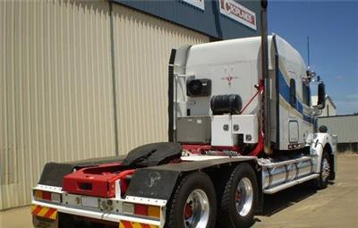 Photo 5. Freightliner Coronado Prime Mover