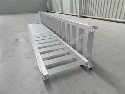 4.5 Ton Alloy Loading Ramps