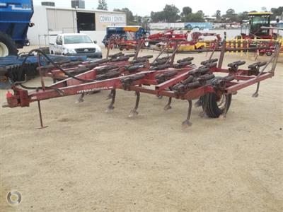 Photo 3. International 2-11 cultivator