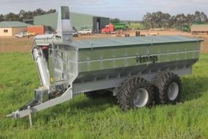 Photo 3. Vennings Chaser bins