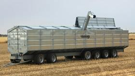 Photo 4. Vennings Chaser bins