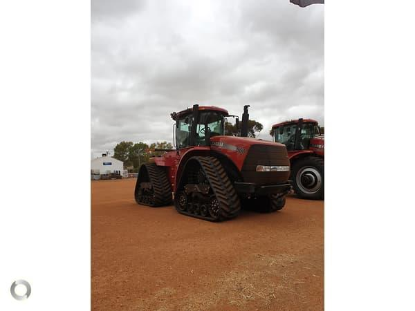 Case IH Steiger 500 Rowtrac tracked tractor