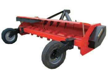 Photo 3. Agrator T 160-310 mulcher