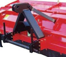 Photo 5. Agrator T 160-310 mulcher