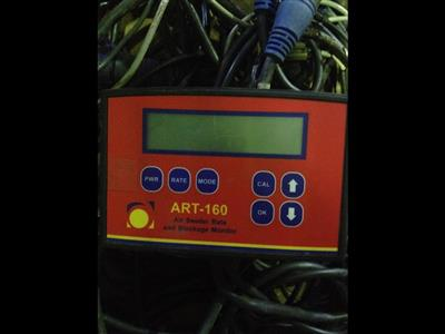 Agtron Art 160 Air seeder Rate and Blockage Monitor