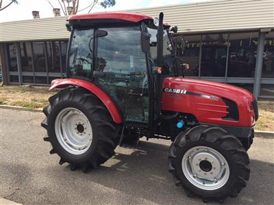 Photo 1. Used Case Tractor Farmall 60B