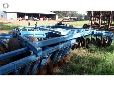 Photo 2. Grizzly S40 cultivator