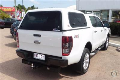 Photo 2. Ford Ranger Wildtrak PX Manual 4x4 Double Cab ute