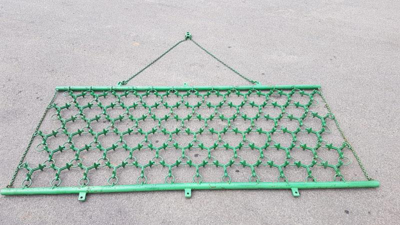 Agking 2400mm chain link harrow
