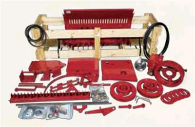 Case IH Straw Chopper Conversion Kit