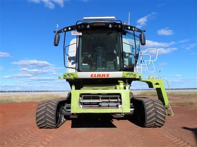 Claas Harvester Extension kit