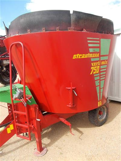 Photo 4. Strautmann Vertimix 750
