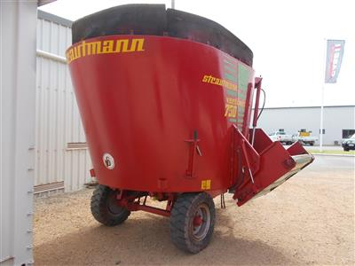 Photo 3. Strautmann Vertimix 750