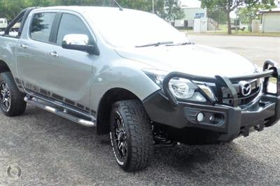 Photo 2. Mazda BT-50 XTR UR Auto 4x4 Dual Cab ute