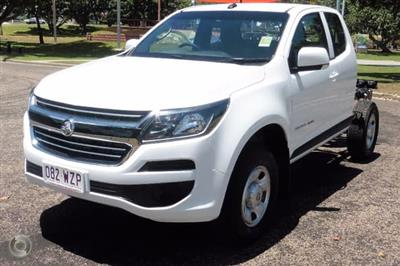Photo 2. Holden Colorado LS RG Auto 4x4 MY17 ute