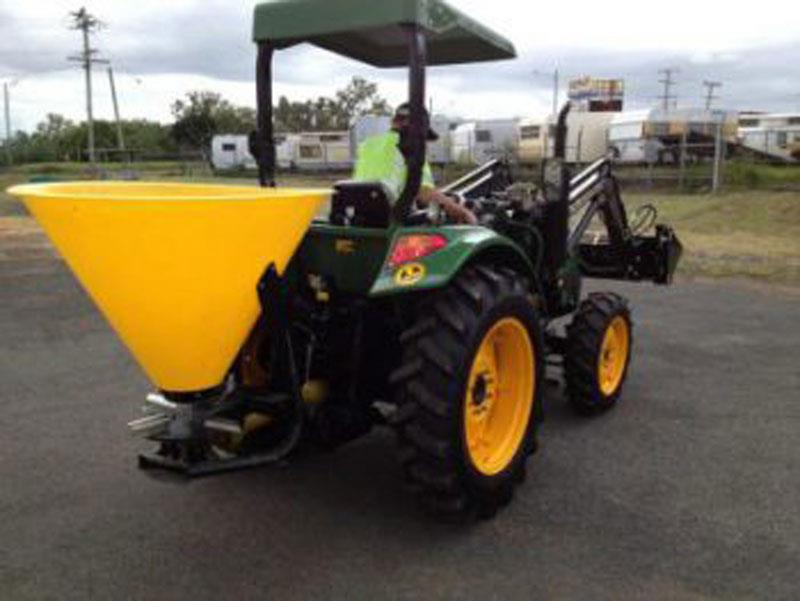 Agking FS18 Fertilizer Spreader