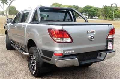 Photo 3. Mazda BT-50 XTR UR Auto 4x4 Dual Cab ute