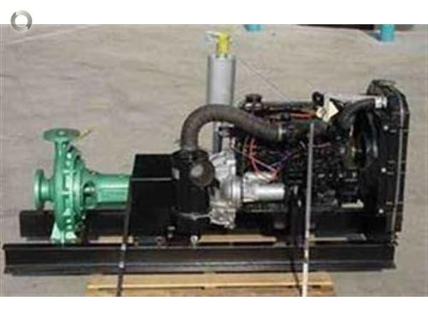 Irrigation unit High pressure Pump with Timer