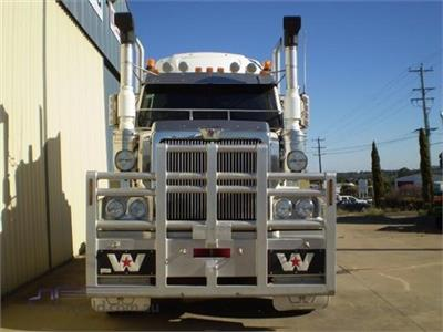 Photo 3. Western Star 4800FX Prime Mover