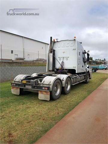 Photo 5. Iveco Powerstar 6700 Prime Mover