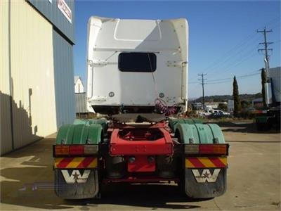 Photo 5. Western Star 4800FX Prime Mover