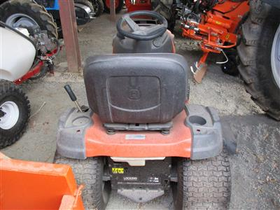Photo 3. Used Husqvarna TS242 Ride on Mower
