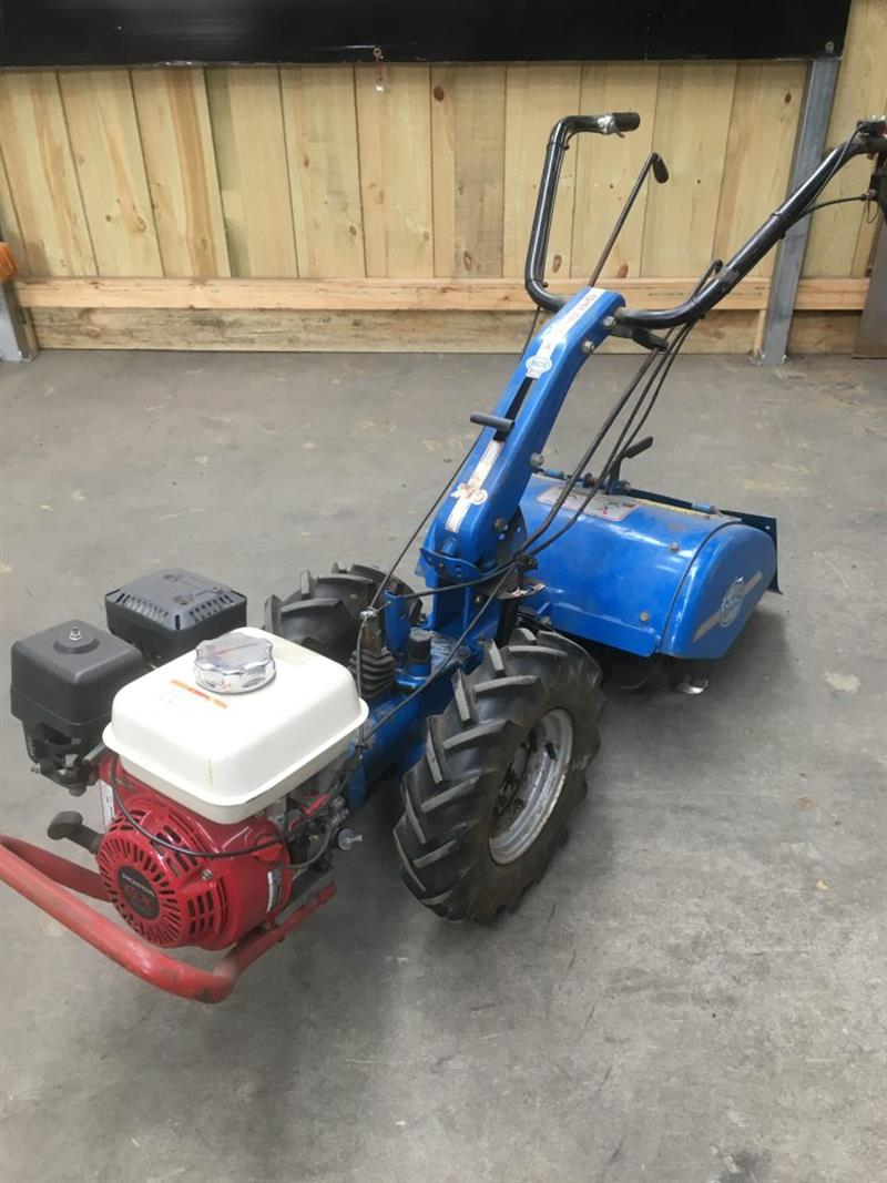 BCS 710 Two Wheel Tractor with Rotary Tiller