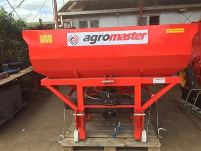 AGROMASTER GS2 1200 spreader