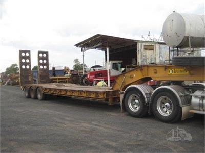 LUSTY low loader