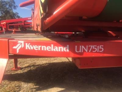 Photo 4. Kvernland UN 7515 Silage Wrapper