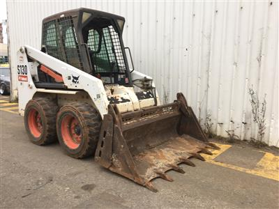 Photo 1. Used Bobcat S130 Skidsteer