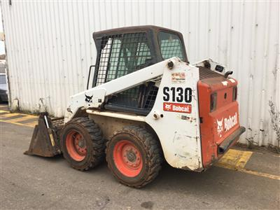 Photo 2. Used Bobcat S130 Skidsteer