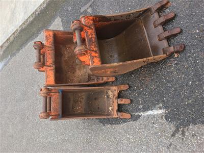 Photo 3. Used Hitachi Excavator ZAXIS35U