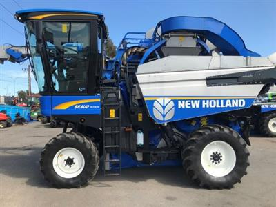 Used Braud 9090XD Harvester